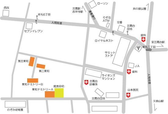 周辺地図1