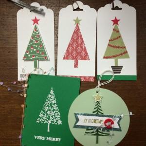 クリスマス手作りカード