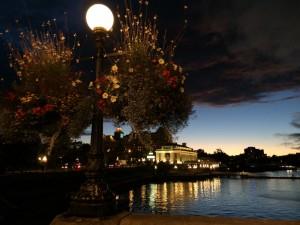 ヴィクトリアの夜景